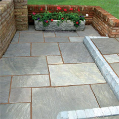 graphite - Natural Paving